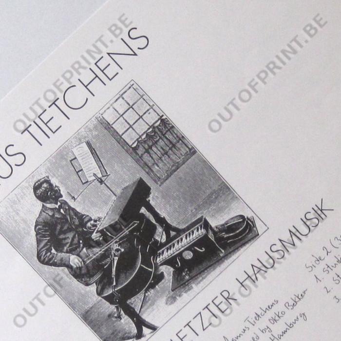 Asmus Tietchens - Verstreutes 2